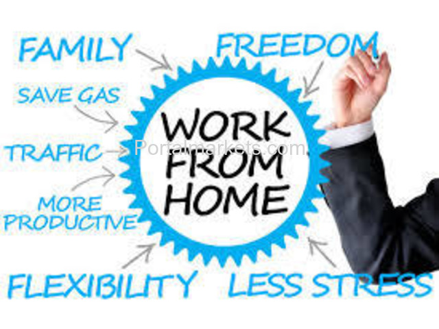 Online Jobs,Part time Jobs,Home Based Jobs for House wives, Retired persons, College students - 1/1
