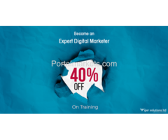 40% Discount on Digital Marketing Course | IPSR Kerala