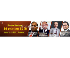 Annual Conference on 3D printing & Bio-printing in Healthcare