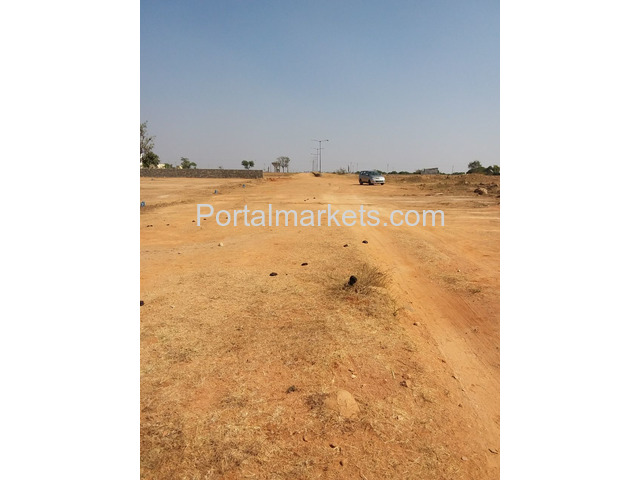 Gated Community DTCP plot for sale in India,HYDERABAD - 1/2