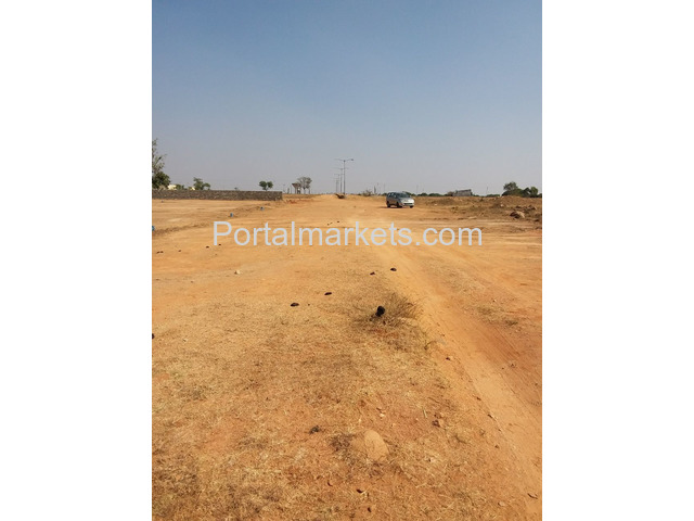 Gated Community DTCP plot for sale in India,HYDERABAD - 2/2