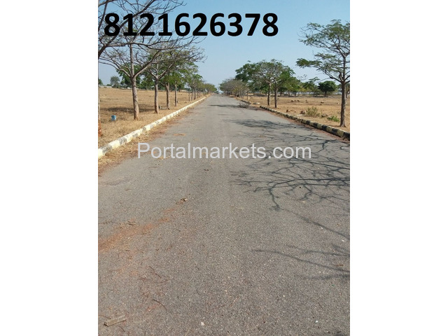 Commercial plot for sale in DTCP Layout in  India,HYDERABAD - 1/1