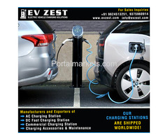 Electric Vehicle Charging Station manufacturers exporters suppliers distributors in india