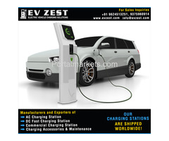 AC Charging Station manufacturers exporters suppliers distributors dealers in India