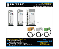 Multi stage Charging Station manufacturers exporters suppliers distributors in India