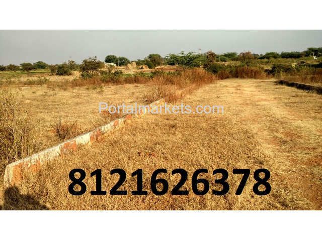 plots for sale at India,hyderabad near IT park Rs.2900/ sq yard  for (200 sq yad) - 2/2