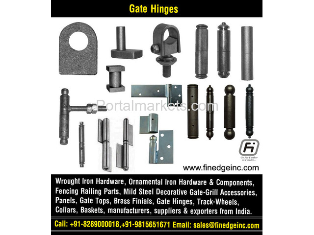 fencing hardware for gate grills manufacturers exporters suppliers India - 1/4