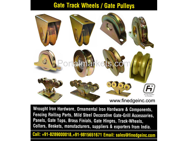 fencing hardware for gate grills manufacturers exporters suppliers India - 2/4