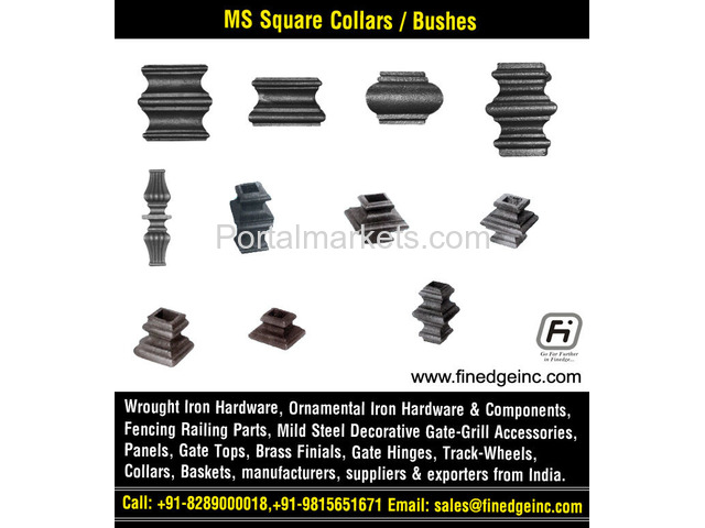 fencing hardware for gate grills manufacturers exporters suppliers India - 4/4