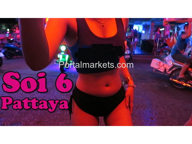 Pattaya Soi 6 High Class Successful Bar - 2/4