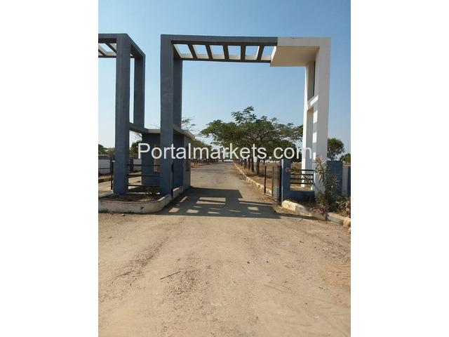 Residential zone DTCP plot for sale in India,HYDERABAD,MAHESWARAM - 1/2