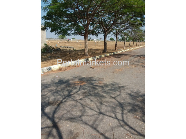 Residential zone DTCP plot for sale in India,HYDERABAD,MAHESWARAM - 2/2