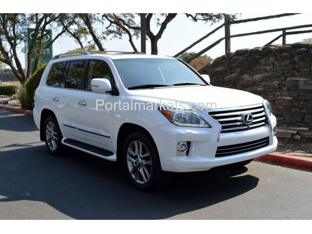Used Car for sale Lexus LX570 2015 For Sale - 1/4