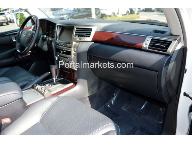 Used Car for sale Lexus LX570 2015 For Sale - 3/4