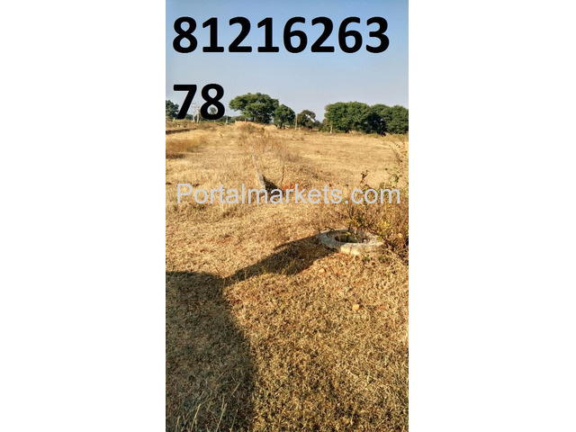 Great opportunity to get Plot at India, Hyderabad ( Rs.2900/ sq yard - 2/2