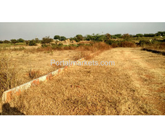 Plot with very low cost for sale at Hyderabad
