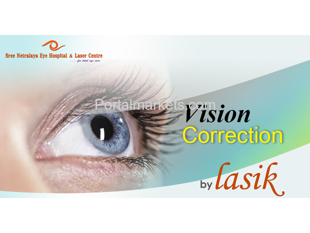 Refractive Services | Economic Lasik Surgery | Lasik eye car - 1/4