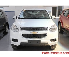 Chevrolet Trailblazer LT Limited Edition 4x2 Dsl 6 Speed AT .