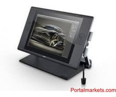 Wacom Cintiq 24HD Interactive Pen and Touch 24 Inch Display DTH-2400/K...